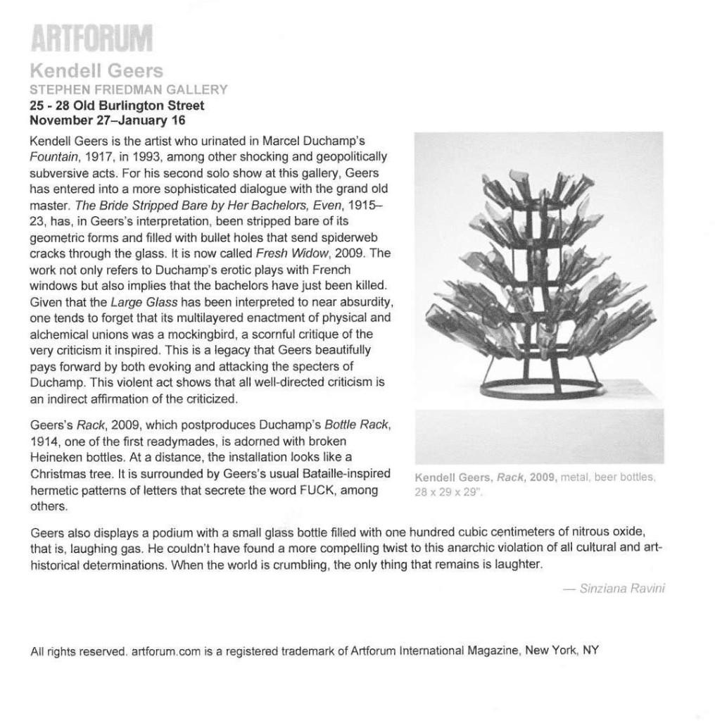 ARTFORUM- S.Ravini 2012-page-001