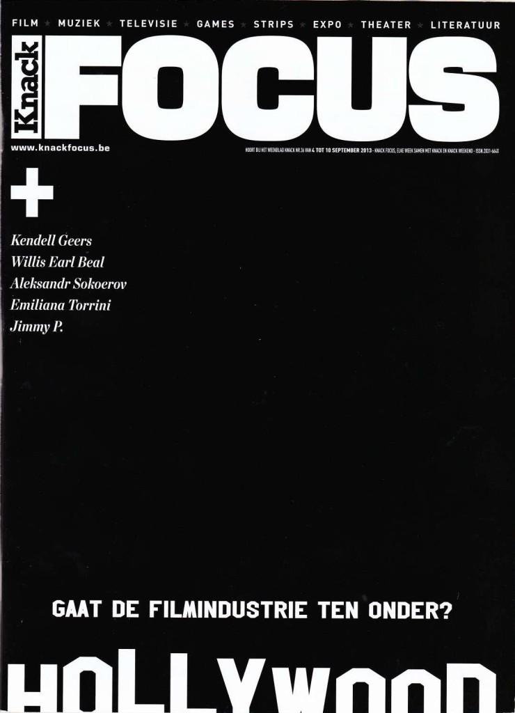 Knack FOCUS | Kendell Geers