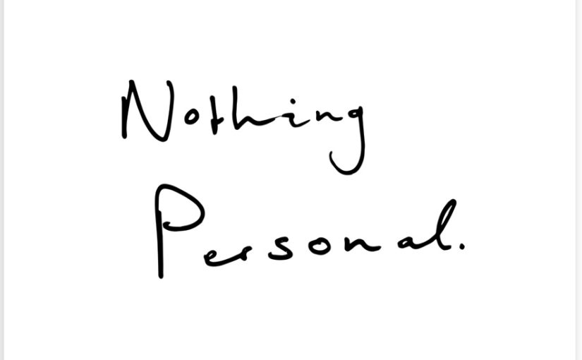 Nothing Personal